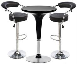 round coffee table with 4 stools cocktail table with stools dosgildas com