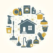 Cleaning House Cleaning House Clip Art Vector Images U0026 Illustrations Istock