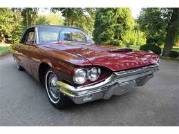 1964 ford thunderbird for sale classiccars com cc 1002441