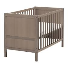 How To Change A Crib Into A Toddler Bed by Sundvik Crib Ikea