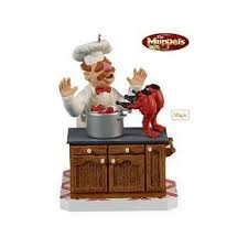 2009 hallmark ornament the muppets the swedish chef
