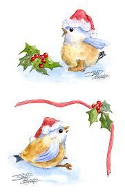 sbwatercolors and sketching working on granddaughters u0027 christmas