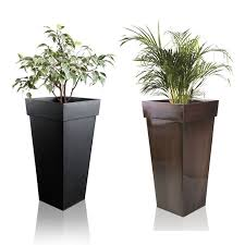 Square Metal Planter by 12 Best Planters Images On Pinterest Square Planters Tall