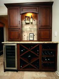 wine cooler cabinet reviews cabinet with wine cooler kyubey