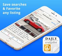 craigslist apk how to daily for craigslist unlimited mobile shopping
