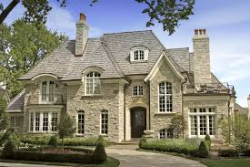 New American Luxury House Plans Luxury Brick and Stone Homes