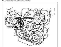 1999 toyota corolla problems 1999 toyota corolla 99 toyota corolla conquest drive belt