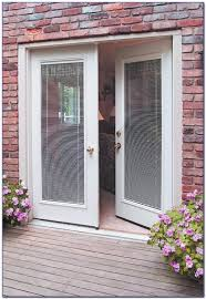 French Doors With Blinds In Glass Anderson Sliding Patio Doors With Blinds Between Glass Patios