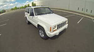 suv jeep white review for 2000 jeep cherokee xj 4x4 sport suv white test drive