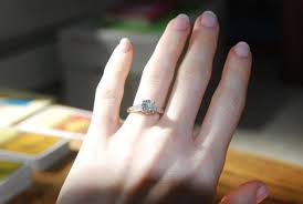 engagement rings 100 anyone else an heirloom engagement ring weddingbee