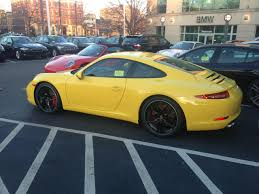 yellow porsche r i p speed yellow 986 forum for porsche boxster owners
