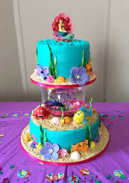 about little mermaid birthday cakes u2014 fitfru style professional