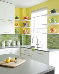and yellow kitchen ideas enchanting green and yellow kitchen designs ideas