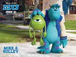 lessons learn mike u0026 sully monsters university