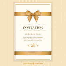 invitation cards for events sample 21 free free invitation template word excel formats
