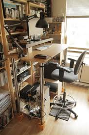 Ikea Stand Up Desk by 32 Best Ikea Office Images On Pinterest Ikea Office Office