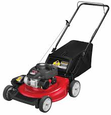 amazon com yard machines 140cc 21 inch 3 in 1 push mower patio