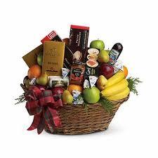 same day fruit basket delivery ultimate fruit basket at send flowers