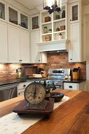 kitchen brick backsplash brick backsplash kitchen modern kitchen modern brick kitchen ideas