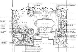 construction site plan landscape construction blueprints site plans photo 4