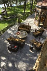 St Paul Patios by Patio Landscape Design Concrete Driveway Pavers Land Design Mn