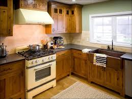kitchen natural hickory cabinets knotty pine paneling black wood