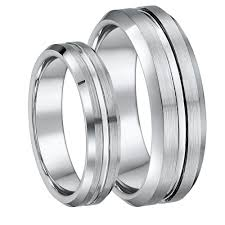wedding ring sets for him and matching tungsten wedding ring sets for him and lowest prices