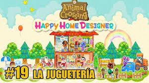 Home Designer by Animal Crossing Happy Home Designer 19 El Segundo Negocio