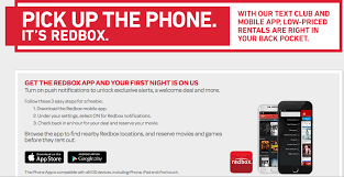 redbox coupon codes for discounts and free movie rentals 2017
