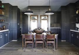 Kitchen Designer Los Angeles Black Kitchen Design Ideas Pictures Of Black Kitchens Elle Decor