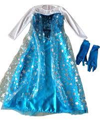 cfr2 deluxe frozen princess anna elsa queen dress child girls book