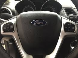 used 2015 ford fiesta se manual transmission 4 door car in