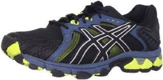 amazon black friday deals on asics shoes asics men u0027s gel trail sensor 5 running shoe black onyx orion blue