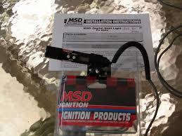 msd programmable digital shift light msd programmable digital shift light ls1tech camaro and firebird