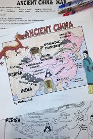 World History Map Activities by Best 25 Ancient China Ideas On Pinterest Geography Of China