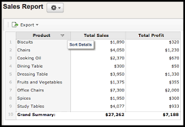 how to sort a pivot table pivot table and pivot chart help zoho creator