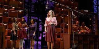 Carol King by Beautiful The Carole King Musical Opens In San Francisco Huffpost
