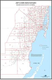 Zip Code Map Of Florida by Miami Neighborhood Map U2014 Miamihal Real Estate