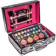 professional makeup trunk shany cosmetics carry all complete professional makeup