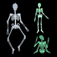 Halloween Skeleton Prop by Online Buy Wholesale Plastic Halloween Skeleton From China Plastic