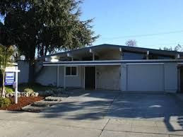 3 Bedroom Houses For Rent In San Jose Ca Mapping 16 Eichler Houses For Sale Right This Very Second