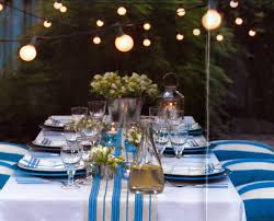 Restaurant String Lights by 7 Quick Ideas For Outdoor Decorating Guest Post Revolutionary