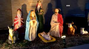 nativity scene videos at abc news video archive at abcnews com