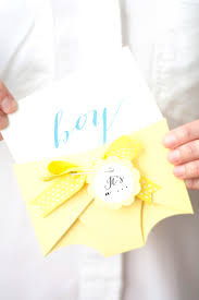 oh baby look at these gender reveal ballots u2014 kristi murphy diy