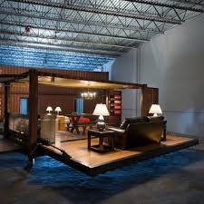 interior of shipping container homes 10 cargo shipping container houses building designs ideas urbanist