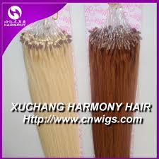Micro Beaded Hair Extensions by Micro Bead Hair Extensions Buy Online Hair Weave