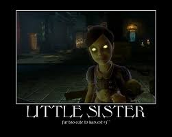 Little Sister Meme - little sister by specter fangal on deviantart