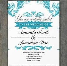 Wedding Invitations Templates Watercolor Roses Free Wedding Invitation Template Printable