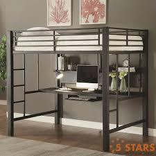 Bunk Beds For College Students Bunks Workstation Loft Bed Bedrooms Pinterest Lofts