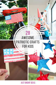28 awesome patriotic crafts for kids you need to see just bright